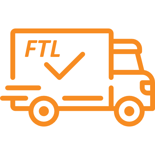 Transporte rodoviários de cargas FTL